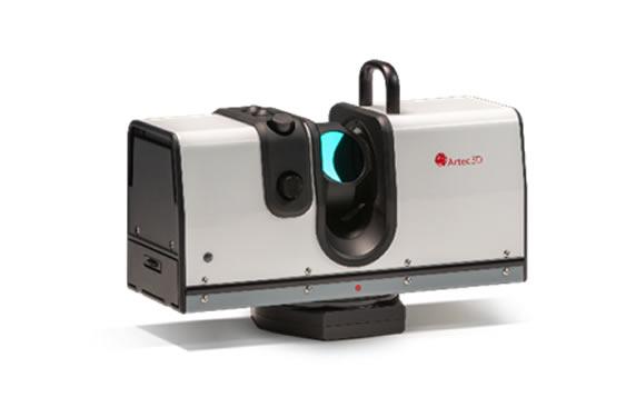 Escaner 3D para captura de objetos grandes