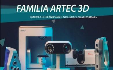 Escaneres 3D para la industria en México