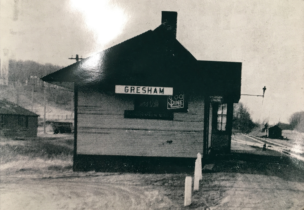 Gresham Depot