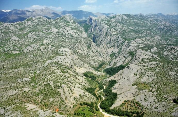 o que fazer na Croácia paklenica