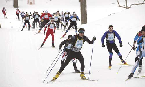 City of Lakes Loppet Racers