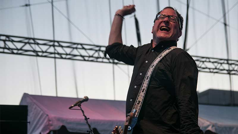 Craig Finn of the Hold Steady