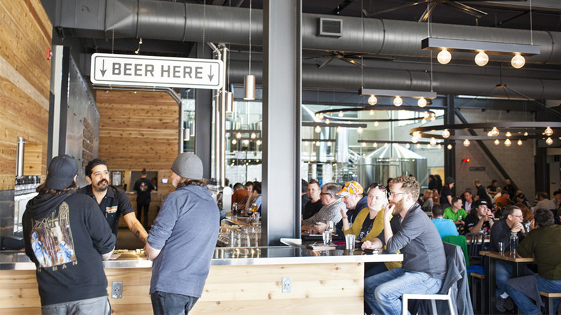 Surly Brewing Bar