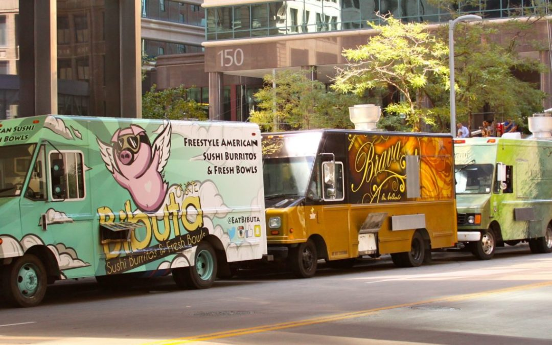Food Trucks in the Twin Cities