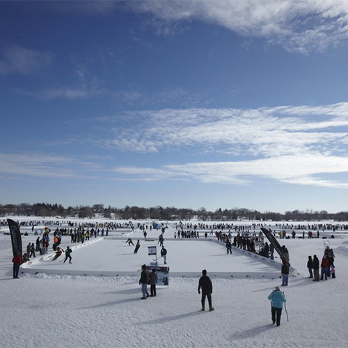 National Pond Hockey Event