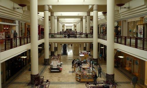Roseville Rosedale Mall