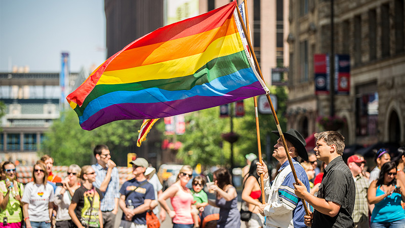 Twin Cities Pride Parade