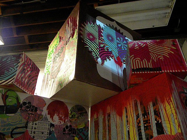 "Soo Visual Arts Center. Image by <a href="" https://flic.kr/p/79Gavn"" target=""_blank"">Honey Bunny/flickr</a>"