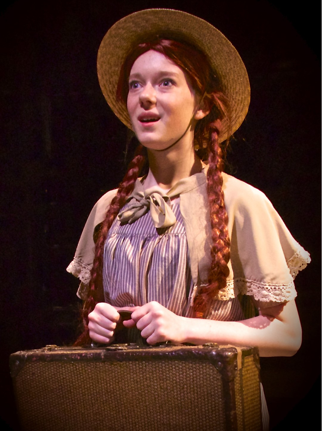 """Anne of Green Gables. Image by Theatre in the Round  <a href=""""http://www.theatreintheround.org/"""" target=""""_blank"""">Theatre in the Round</a>"""