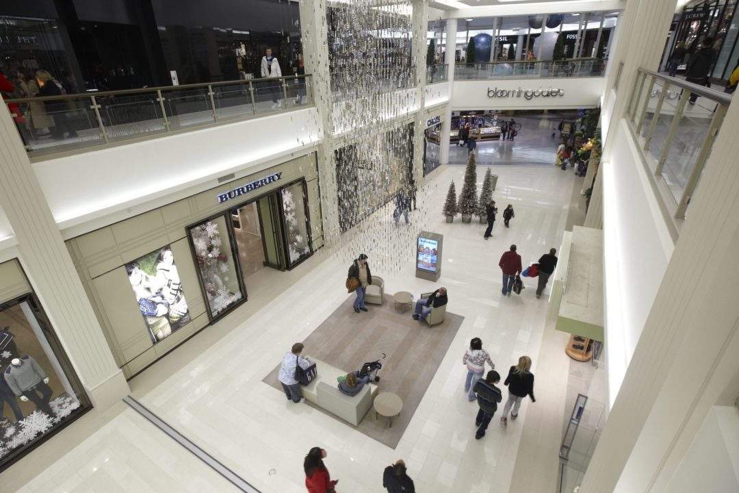 Inside Look at Mall of America. Image by Todd Buchanan/Greenspring Media