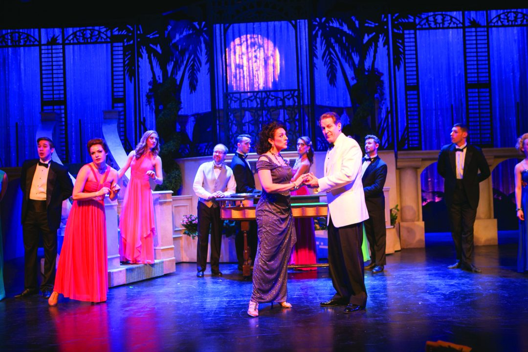 """Ballroom Dance. Image by Old Log Theatre <a href=""""http://www.oldlog.com/"""" target=""""_blank"""">Old Log Theatre</a>"""