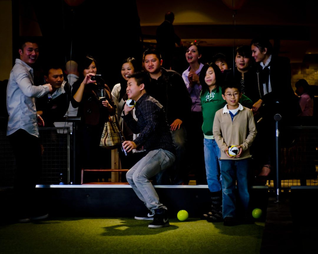 Bocce Ball. Image by Pinstripes