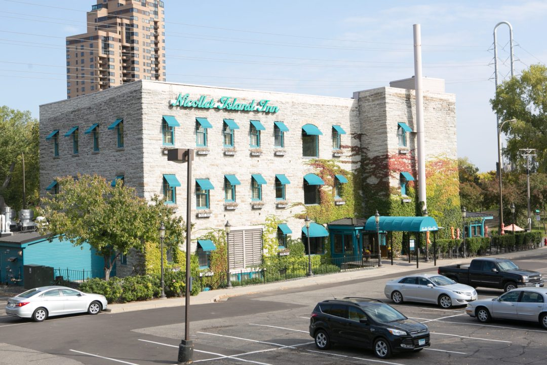 Exterior of Nicollet Island Inn Photo by Erica Loeks/Greenspring Media