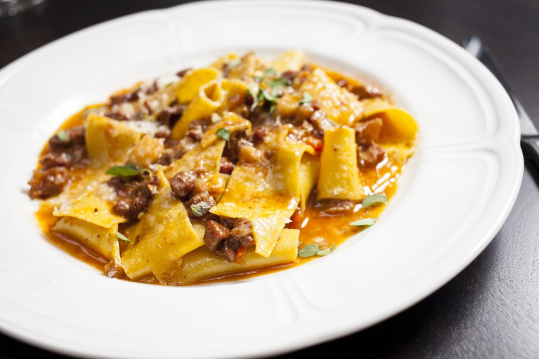 Pappardelle. Image by TJ Turner/Greenspring Media