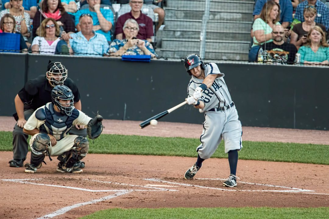 "St. Paul Saints vs. Winnipeg Goldeyes. Image by <a href=""https://flic.kr/p/w3jKH2"" target=""_blank"">evilfoo/flickr</a>"