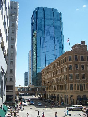 "Downtown Minneapolis. Image by J. Stephen Conn <a href=https://flic.kr/p/5o1xaU target=""_blank""> J. Stephen Conn/flickr</a>"