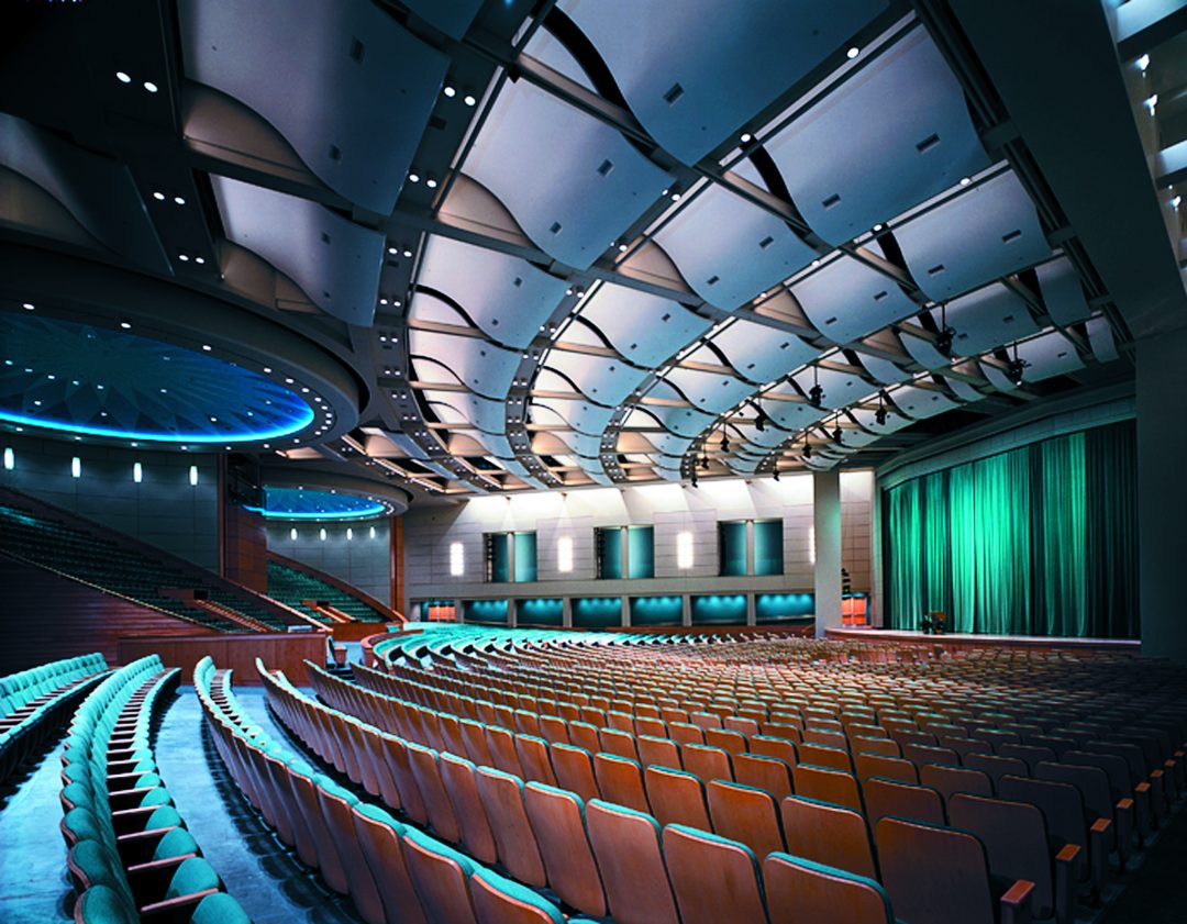 """Minneapolis Convention Center Auditorium. Image by <a href=""""http://www.minneapolis.org/"""" target=""""_blank"""">Meet Minneapolis</a>"""