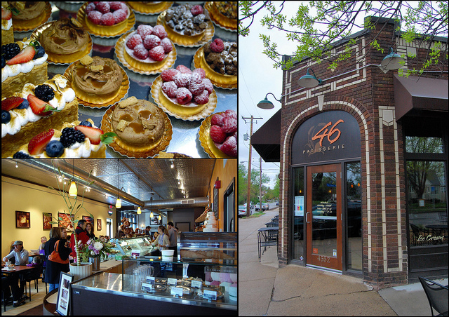 "Patisserie 46 in Minneapolis, Minnesota. Image by jpellgen <a href= https://flic.kr/p/9Ht6bb target=""_blank""> jpellgen/flickr</a>"