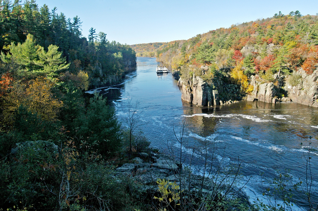 "St. Croix River. Image by <a href=""https://flic.kr/p/aYTz9k"" target=""_blank"">Wisconsin Department of Natural Resources/flickr</a>"
