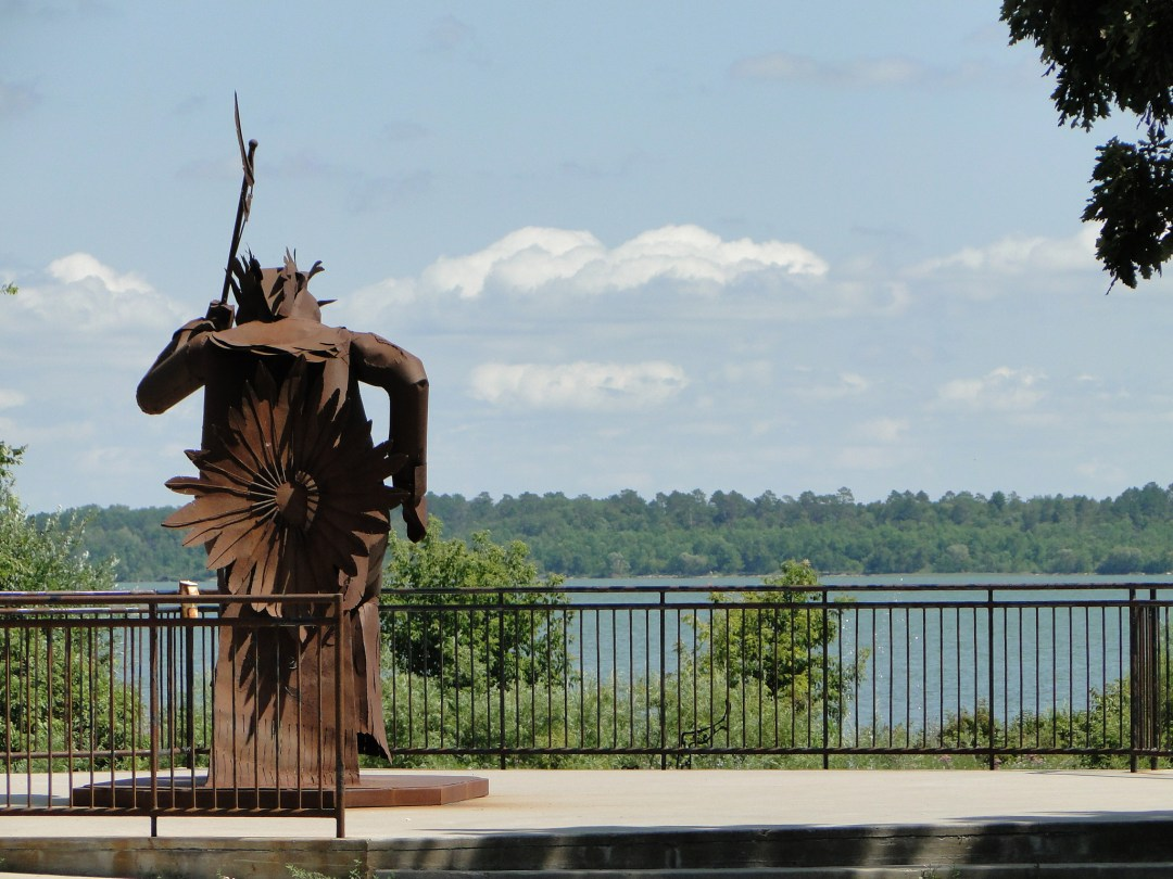 Public art in downtown Bemidji