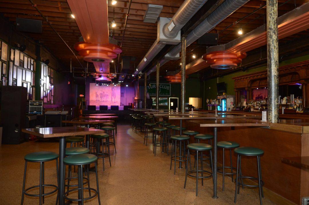 Turf Club Bar Room. Image by Dan Corrigan