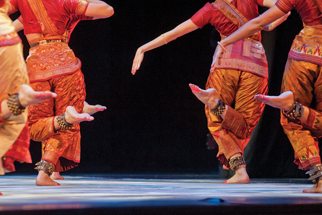 "Ragamala Feet. Image by Hub Willson. Courtesy of <a href=""http://www.ragamaladance.org/"" target=""_blank"">Ragamala Dance Company</a>"