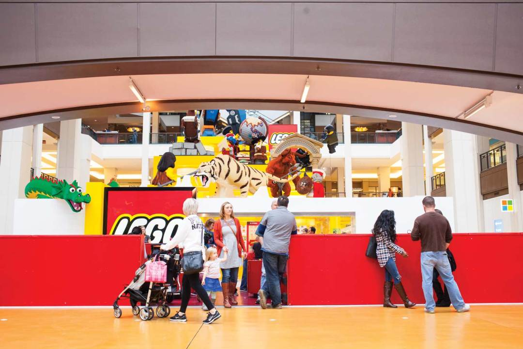 Lego store at Mall of America Image by TJ Turner/Greenspring Media