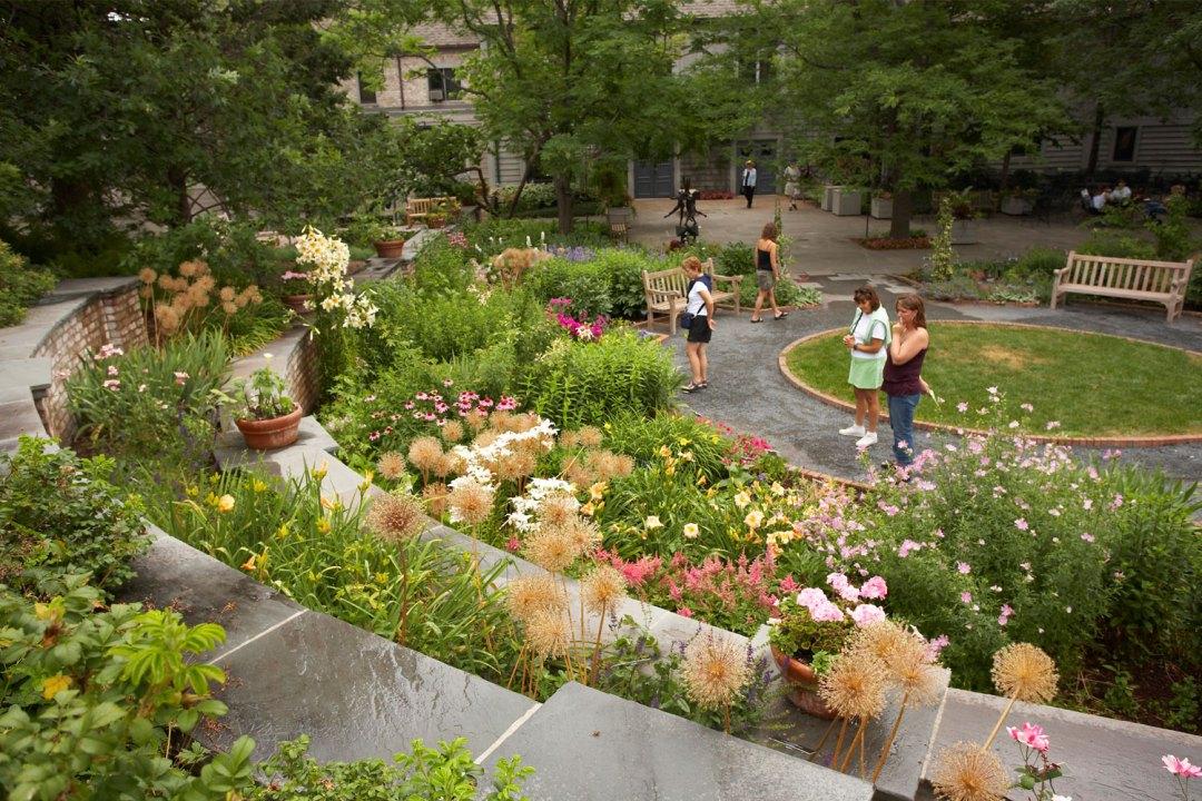 MacMillan Garden. Image by John Gregor/Greenspring Media