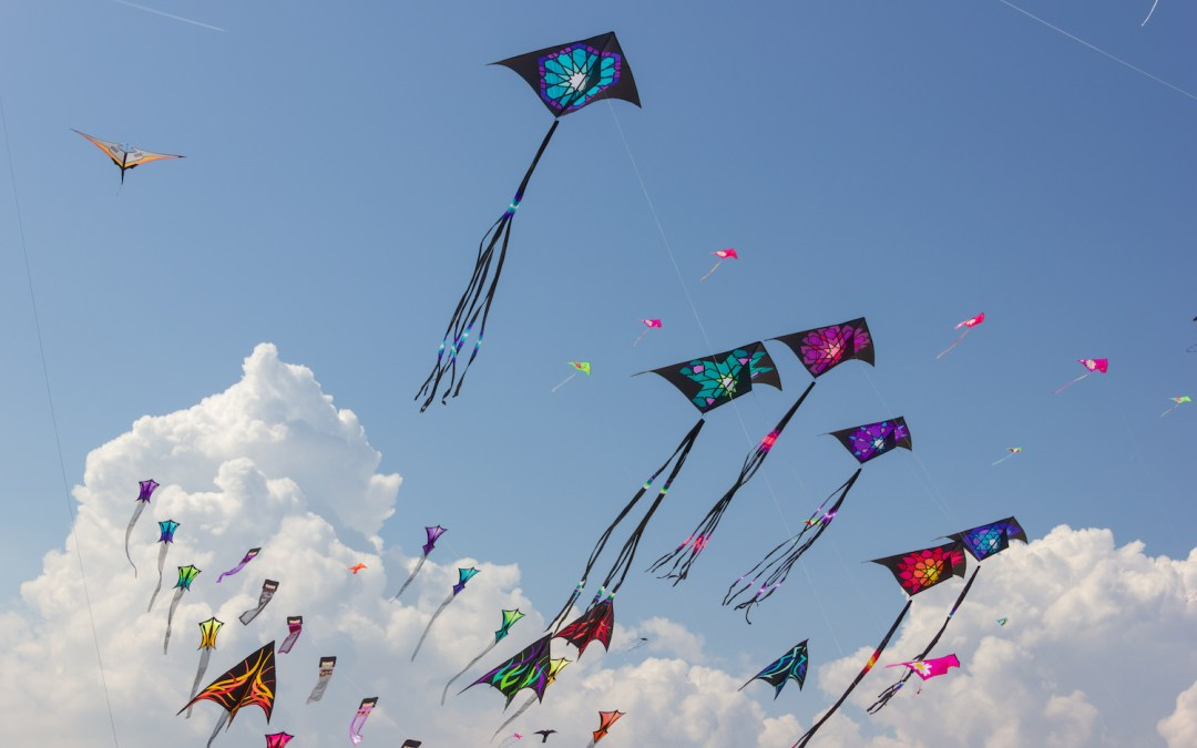 Bloomington's Annual Kite Day Celebration is July 22