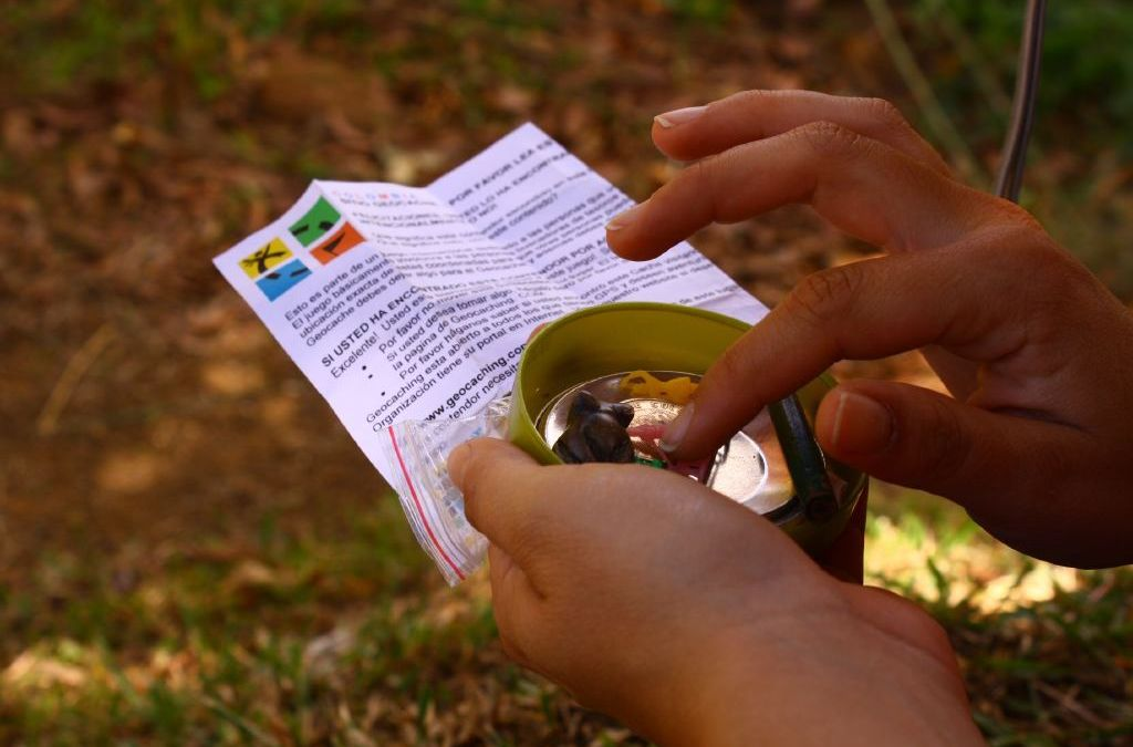 Twin Cities Geocaching Guide