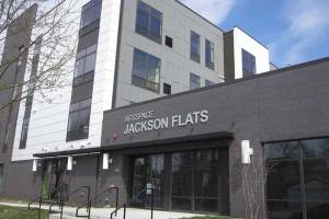 Jackson Flats in northeast Minneapolis.