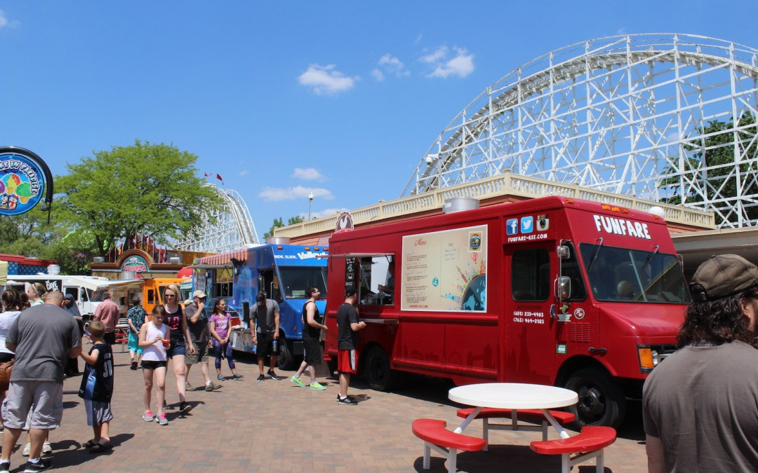Valleyfair's Food Truck Festival