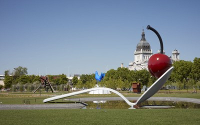 Minneapolis Sculpture Garden Grand Reopening
