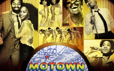 """A Night Out at """"Motown the Musical"""""""