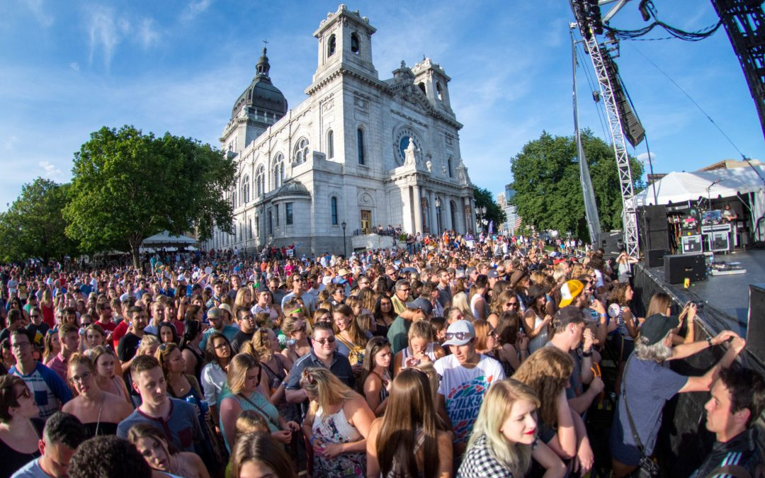 What to See, Sip & Eat Before The Basilica Block Party