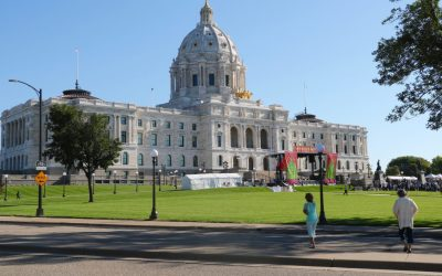 The State Capitol Opens Its Doors Once Again