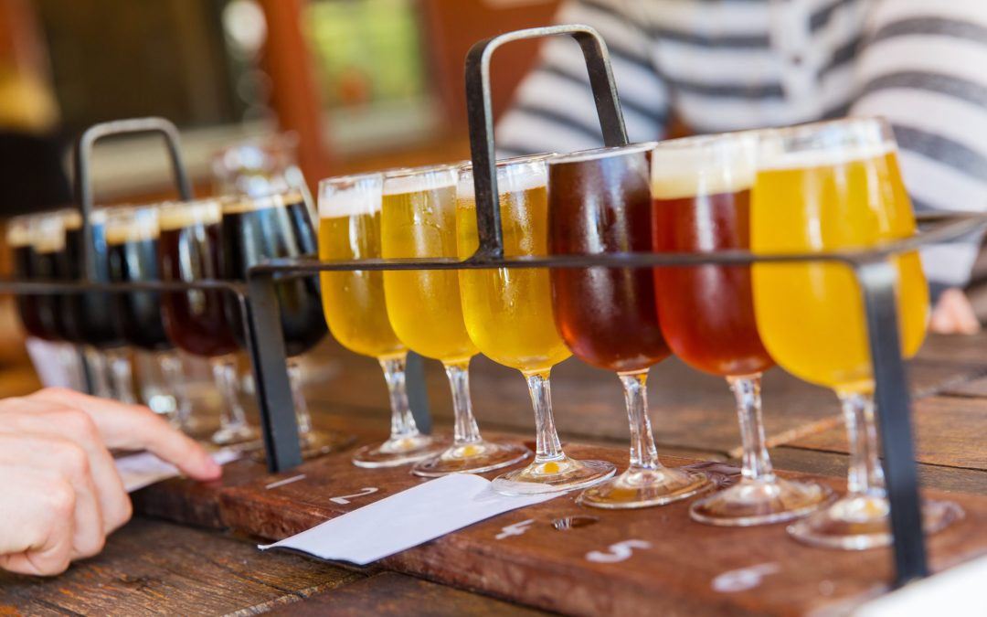 Breweries in the 'Burbs