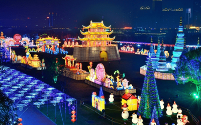 Wonder Exists: Just Come to the Lantern Light Festival