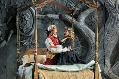 Dana Sohm captures Lyric Opera of Kansas City's production of The Marriage of FIgaro