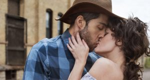 Fools for Love, by Sam Shepard and put on by Dark & Stormy Productions, stars Sara Marsh and James Rodriguez
