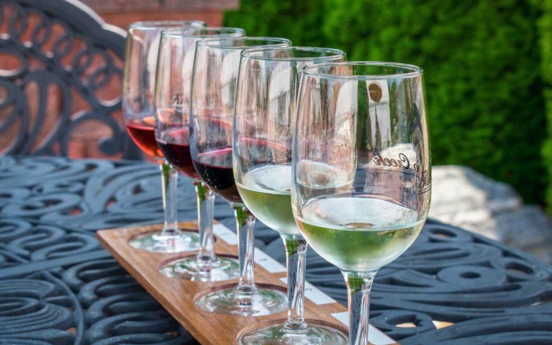 Hudson Winery Tour