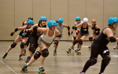 A Chat with a Minnesota RollerGirl
