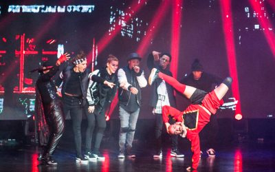 """Review: """"The Hip Hop Nutcracker"""" at State Theatre"""