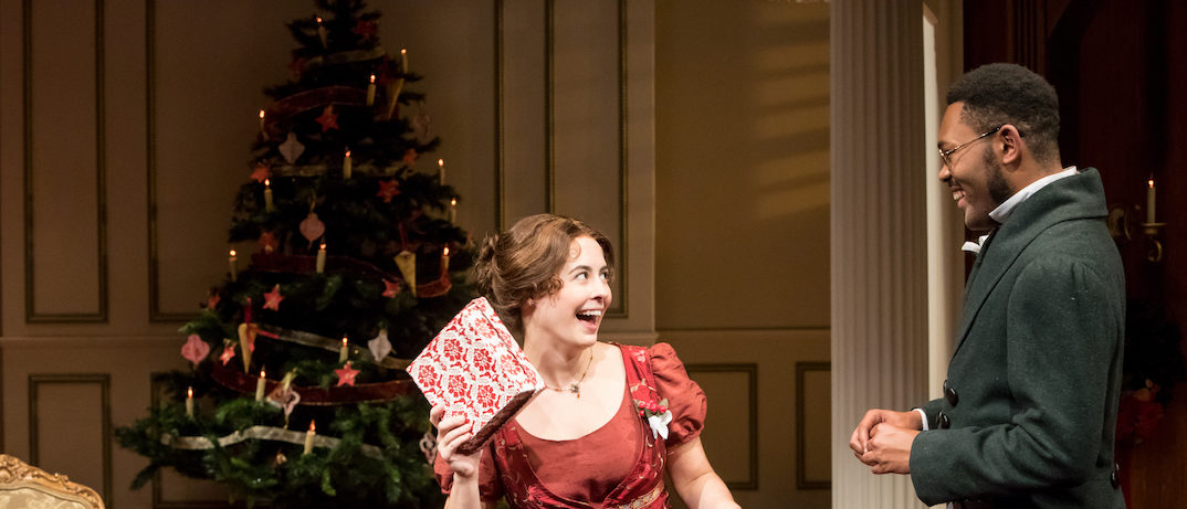 """Review: """"Miss Bennet: Christmas at Pemberley"""""""