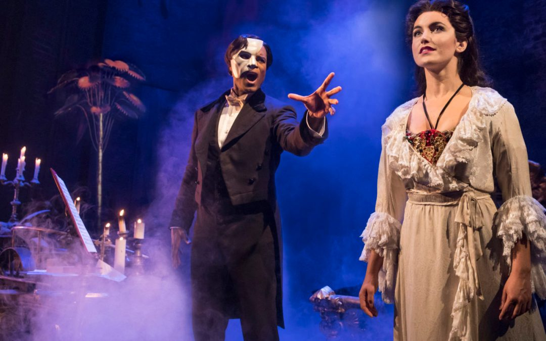 "Review: ""Phantom of the Opera"" Soars"