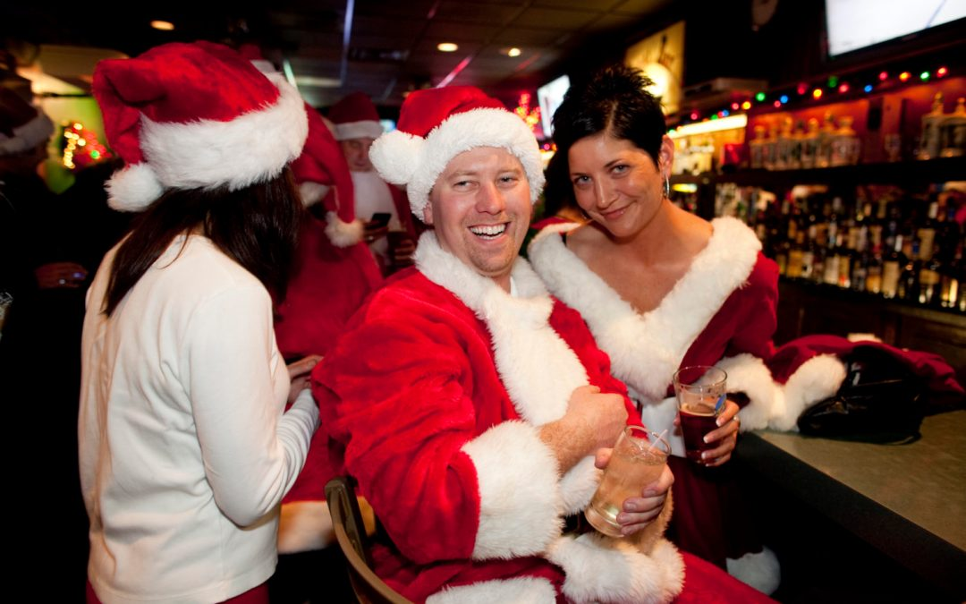 SantaCon Is Coming to Town
