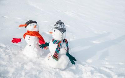 Snow Sculpting Extravaganza