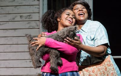 "Ease on Down the Road to ""The Wiz"""