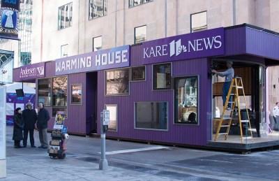 Super-Bowl-Kare-11-Warming-House