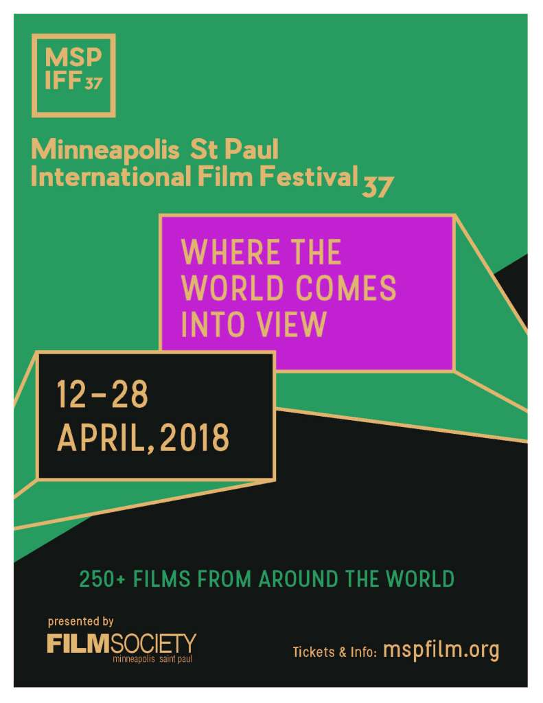 Minneapolis St. Paul International Film Festival 2018 Poster